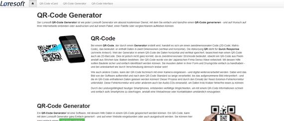 Online QR-Code Generator
